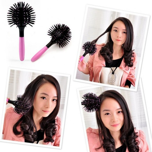 Hairbrush to style your hair