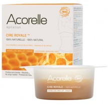 Organic stripless royal wax - Acorelle