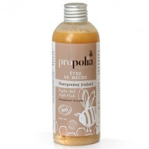 Organic treating shampoo - Propolis/Honey/Clay/Cade - Propolia