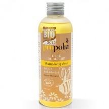 "Shampoing doux bio ""Etre de mêche"" - Miel, Bambou - Propolia"