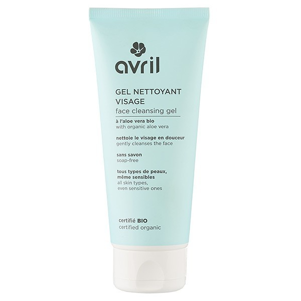 Organic Face Cleansing Gel - Avril