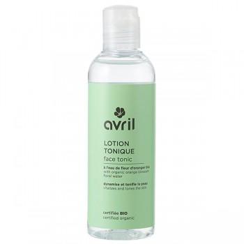 Organic Tonic Lotion - Sweet Almond and Orange Blossom - Avril