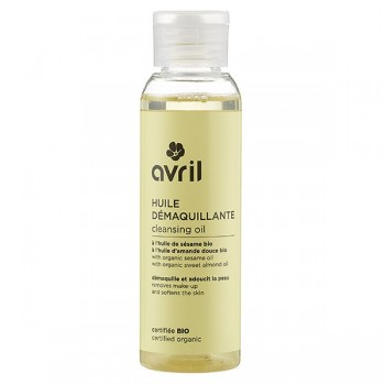 Organic Cleansing oil - Sweet Almond oil, Sesame oil - Avril