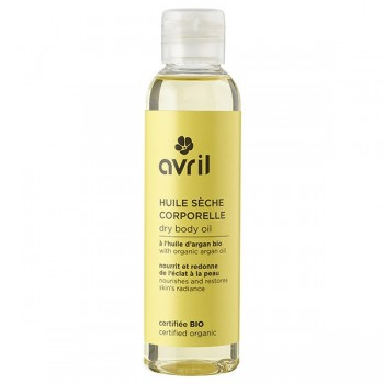 Organic Nourishing Dry Oil - Argan Oil - Avril