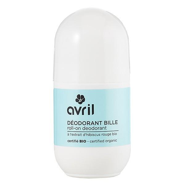 Organic Deodorant with Aloe Vera - Avril