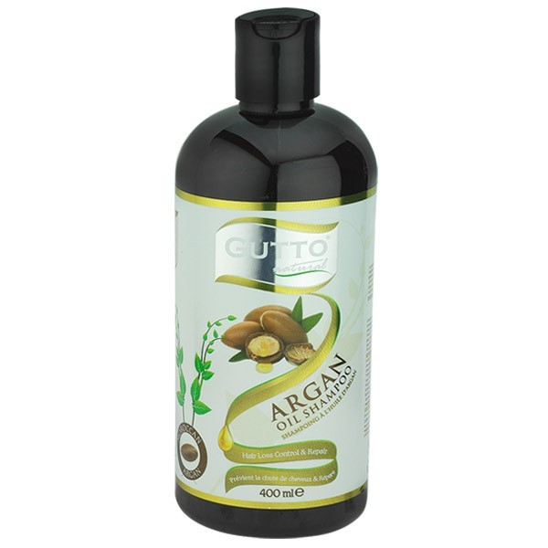 Shampoo with argan oil - Gutto Natural