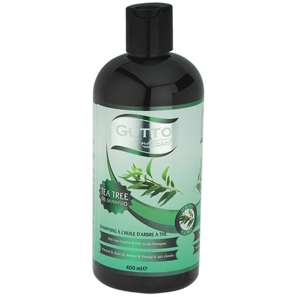 Shampoo with tea tree oil - Gutto Natural