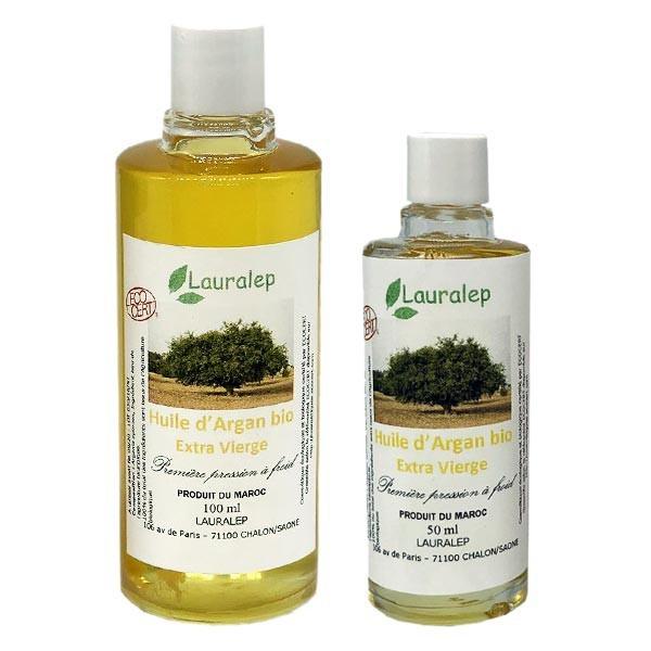 Organic extra virgin argan oil - Lauralep