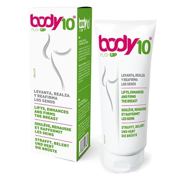 Push-up breast Cream with aloe vera and elastin - Body 10