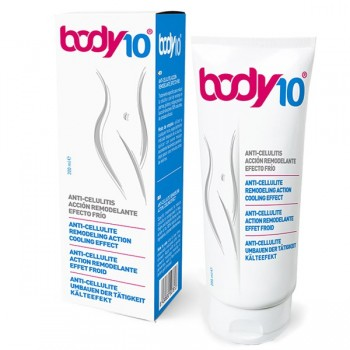 Anti-Cellulite Cream - Cold Effect - Body 10