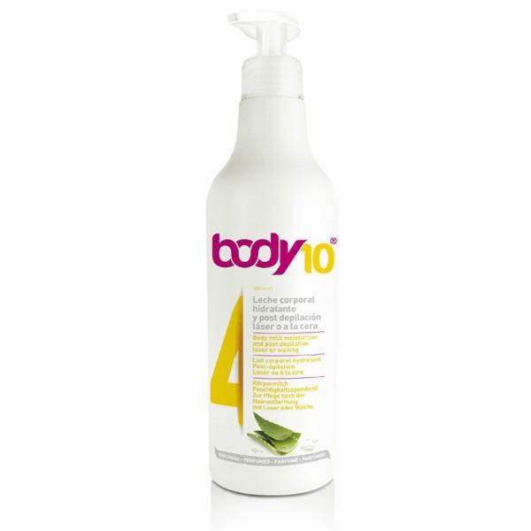 Lait hydratant post-épilation, soin anti-irritation - Body 10