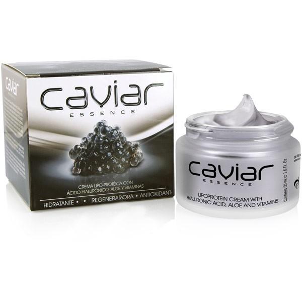 Crème régénératrice et anti-âge à l'extrait de caviar - Caviar Essence