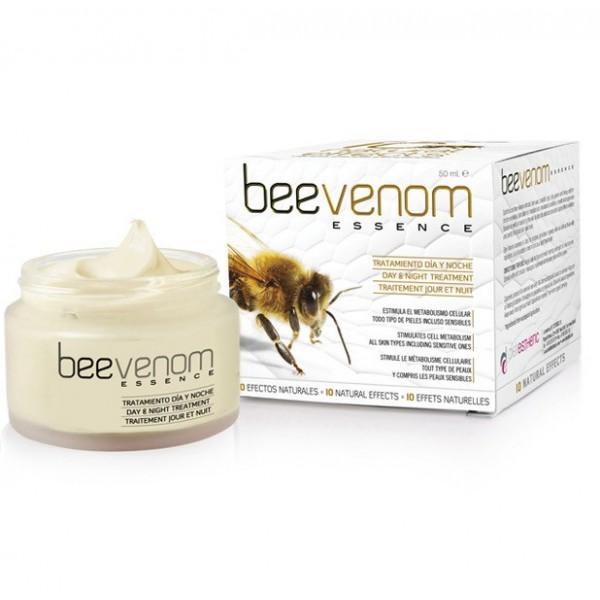 Organic Bee Venom Cream with beeswax - Bee Venom Essence