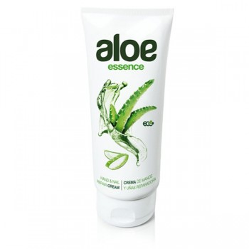 Organic Aloe Vera Hand and Nail Cream - Aloe Essence