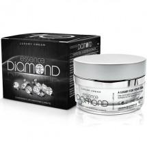 Crème bio aux éclats de diamant - 10 effets - Luxury Cream - Diamond Essence