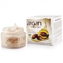 Organic Argan Oil Cream - Repairing Skin - Argan Oil Essence