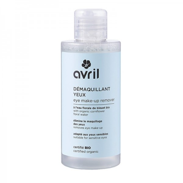 Organic cleanser for sensitive eyes and skin - Avril