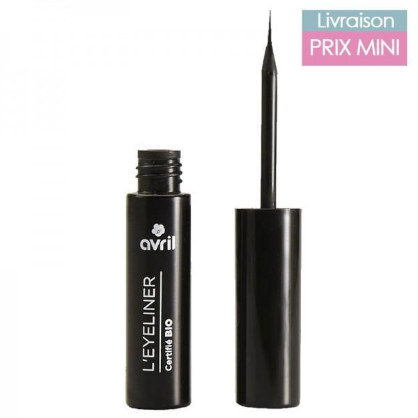 Eye liner Bio, liquide, pour les yeux - Avril