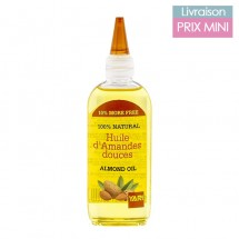 Sweet almond oil, nourishing and anti-aging - Yari
