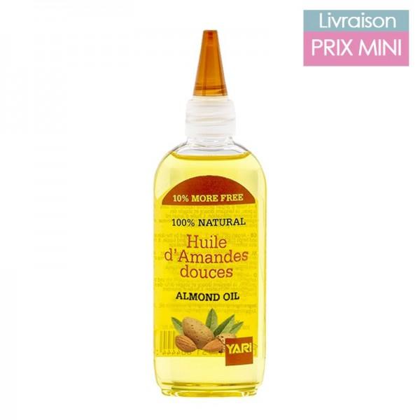 Sweet almond oil, nourishing and anti-aging - Yari