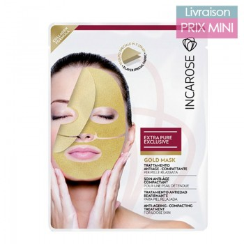 Masque en Or (Gold Mask), Soin Anti-Age - Incarose