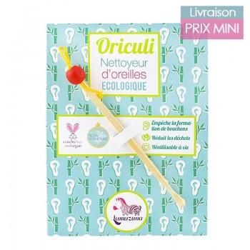 Oriculi - Cure oreille écologique et réutilisable à vie - Lamazuna