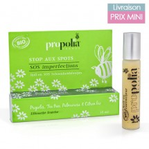 "Roll-on SOS imperfections ""Stop aux spots"" bio - Propolis, tea tree - Propolia"