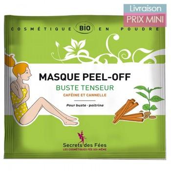 Masque Peel Off Bio - 7 Propriétés au choix - Secrets des Fées