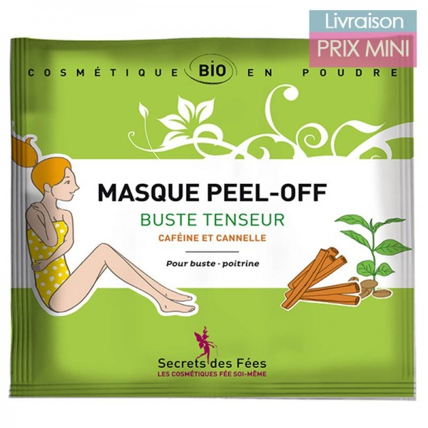 Detox peel off mask - Secrets des Fées