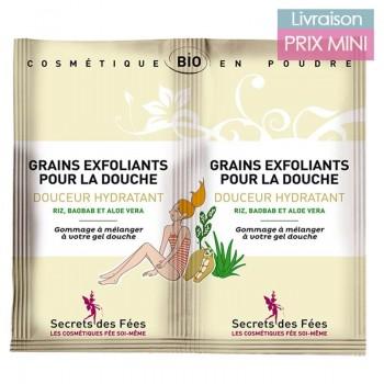 Organic Body Scrub Powder - Secrets des Fées
