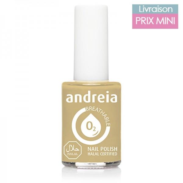 Vernis à ongles Andreia B02 Pêche