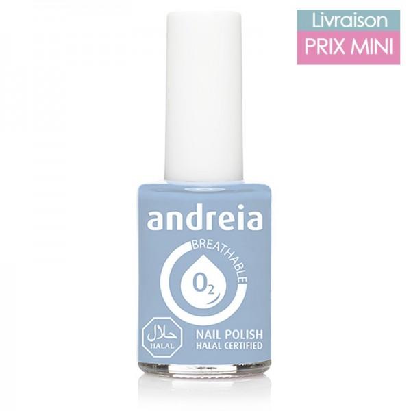 Vernis à ongles Andreia B03 Bleu Pastel