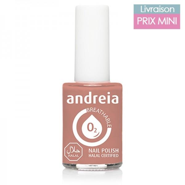 Vernis à ongles Andreia B05 Corail Clair