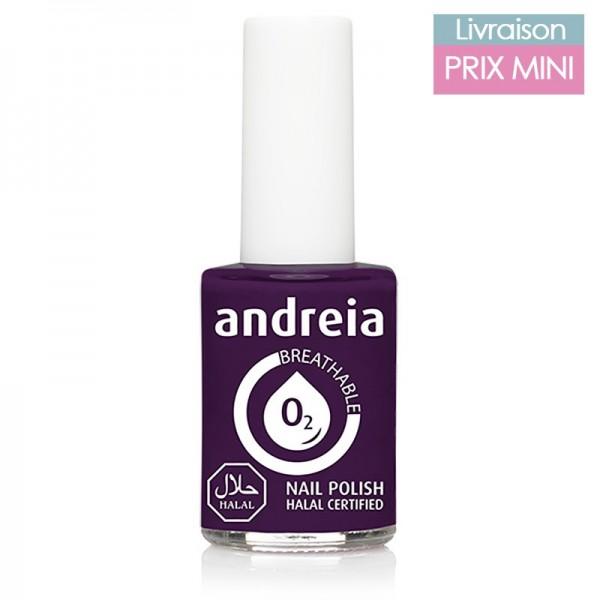 Vernis à ongles Andreia B07 Prune