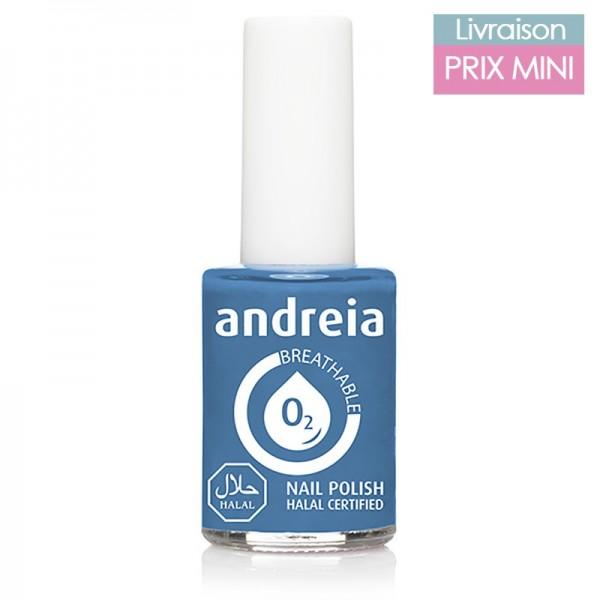 Vernis à ongles Andreia B09 Bleu Ciel