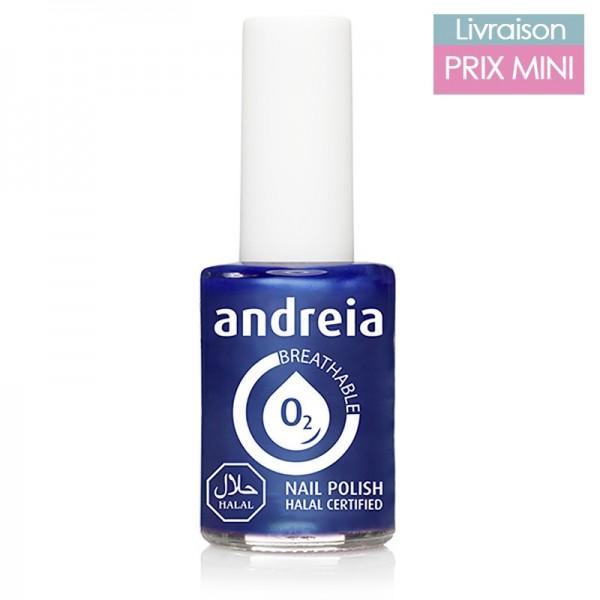 Vernis à ongles Andreia B13 Bleu Cobalt