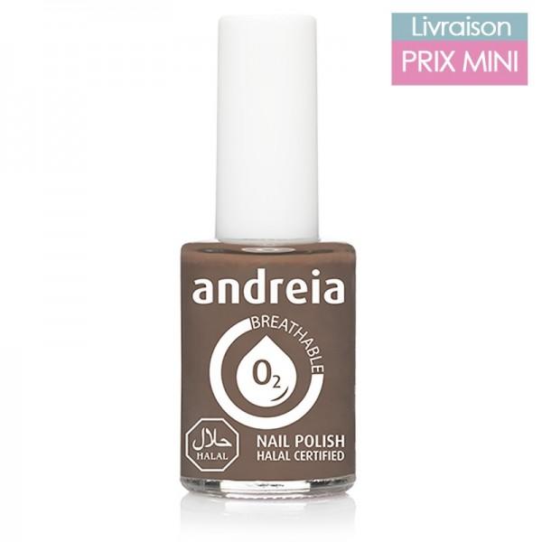 Vernis à ongles Andreia B18 Taupe