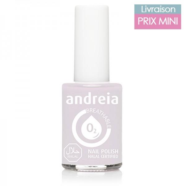 Vernis à ongles Andreia B19 Rose French