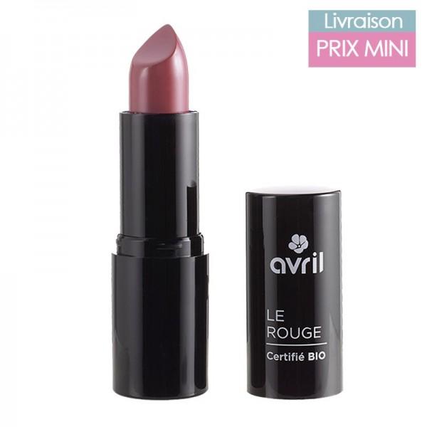 Rouge à lèvres bio, Nude - Avril