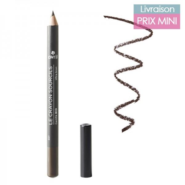 Organic Eyebrow Pencil - Avril