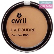 Poudre bronzante Bio, Ambré - Avril