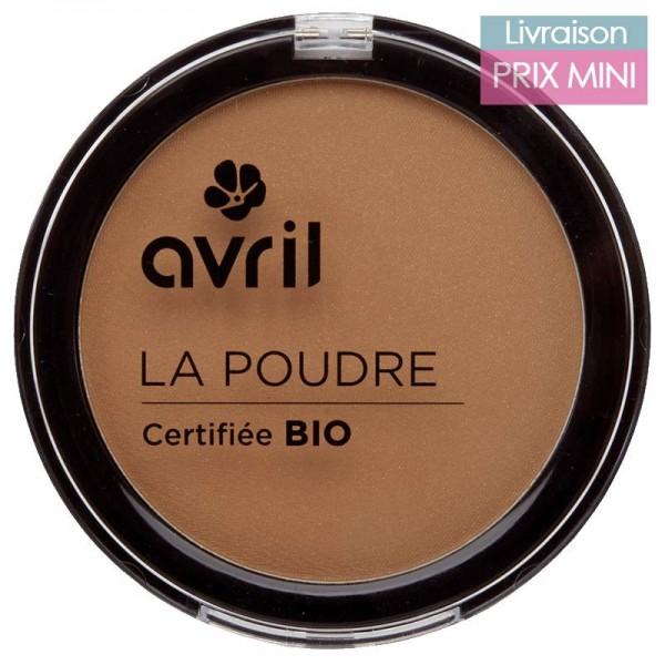 Poudre bronzante Bio, Camel - Avril