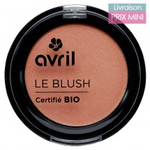 Blush - Fard à joues, Pêche Rose - Avril