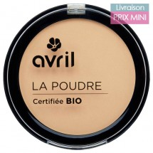 Organic Compact Powder - Avril