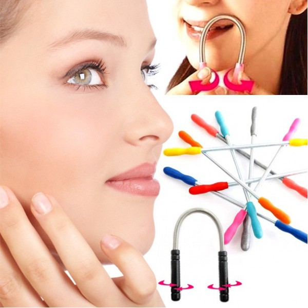 Small Permanent Hair Removal Pack with Depilatory Spring