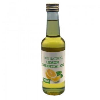 Lemon Oil for Skin, Hair and Nails 250 ml - Yari