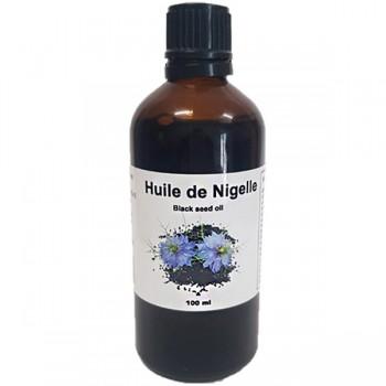 Huile de Nigelle Vierge Bio - 100 ml