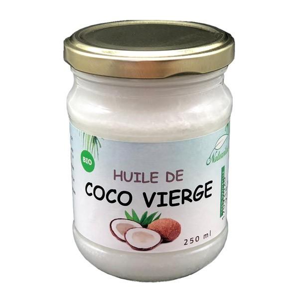 Coconut oil hair and skin repair - Hemani