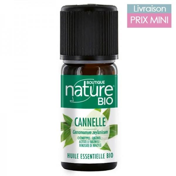 Huile essentielle bio Cannelle - Boutique Nature