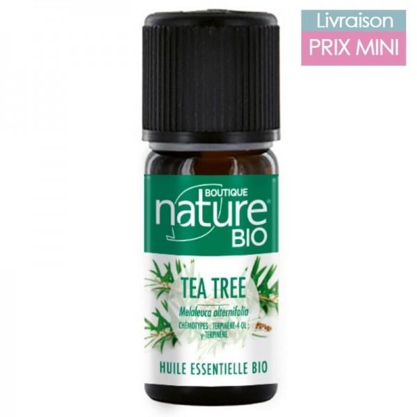 Huile Essentielle Bio Tea Tree - Boutique Nature
